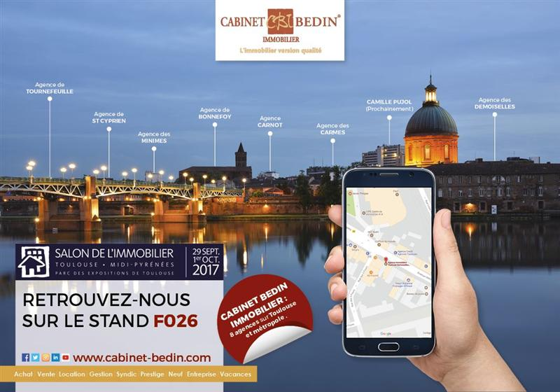 Cabinet bedin immobilier agence immobili re bordeaux for Salon de l immobilier bordeaux