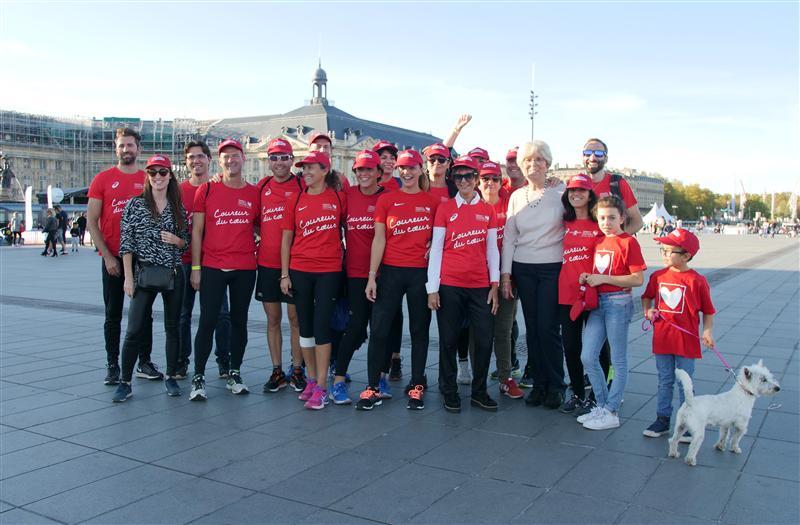 Les équipes du Marathon Relais 2019 Cabinet Bedin
