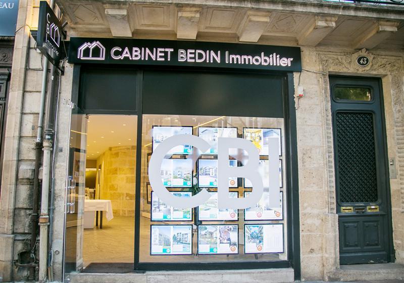 Agence immobiliere Bordeaux Clémenceau