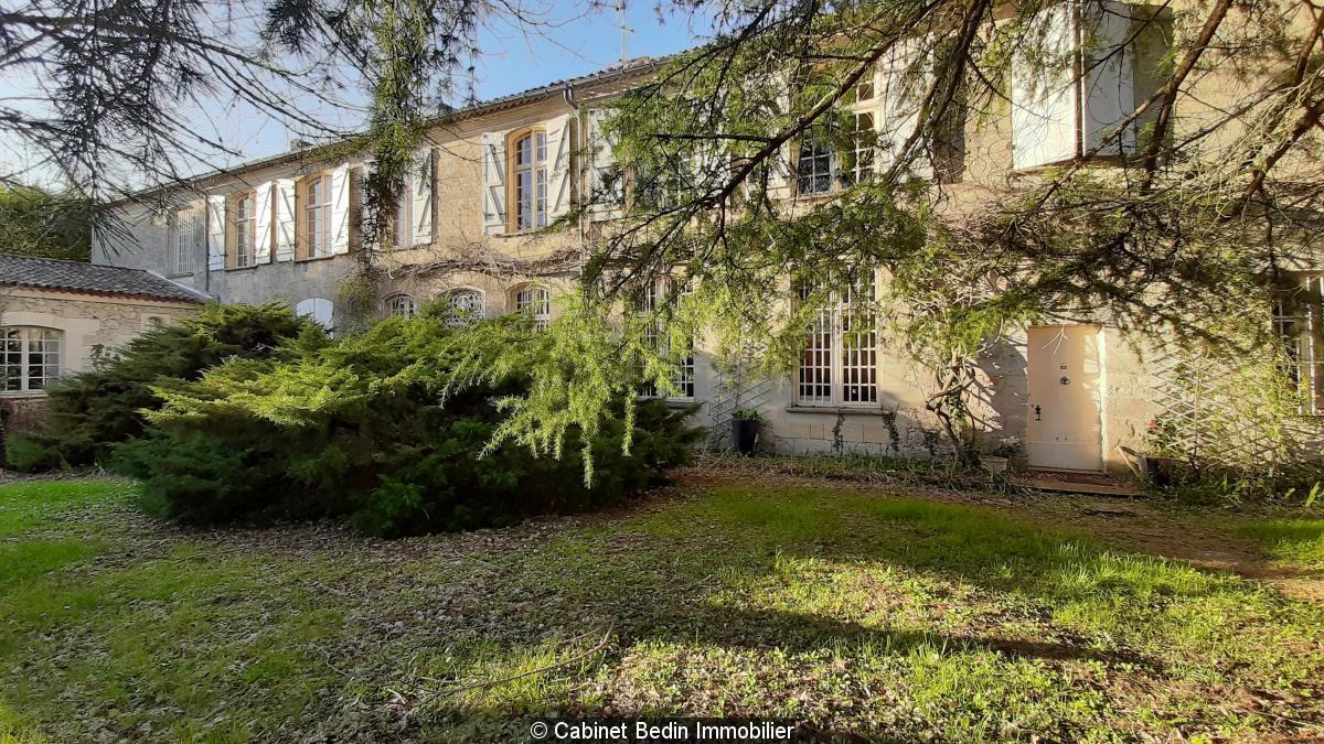 Achat Maison 10 pieces Libourne 7 chambres