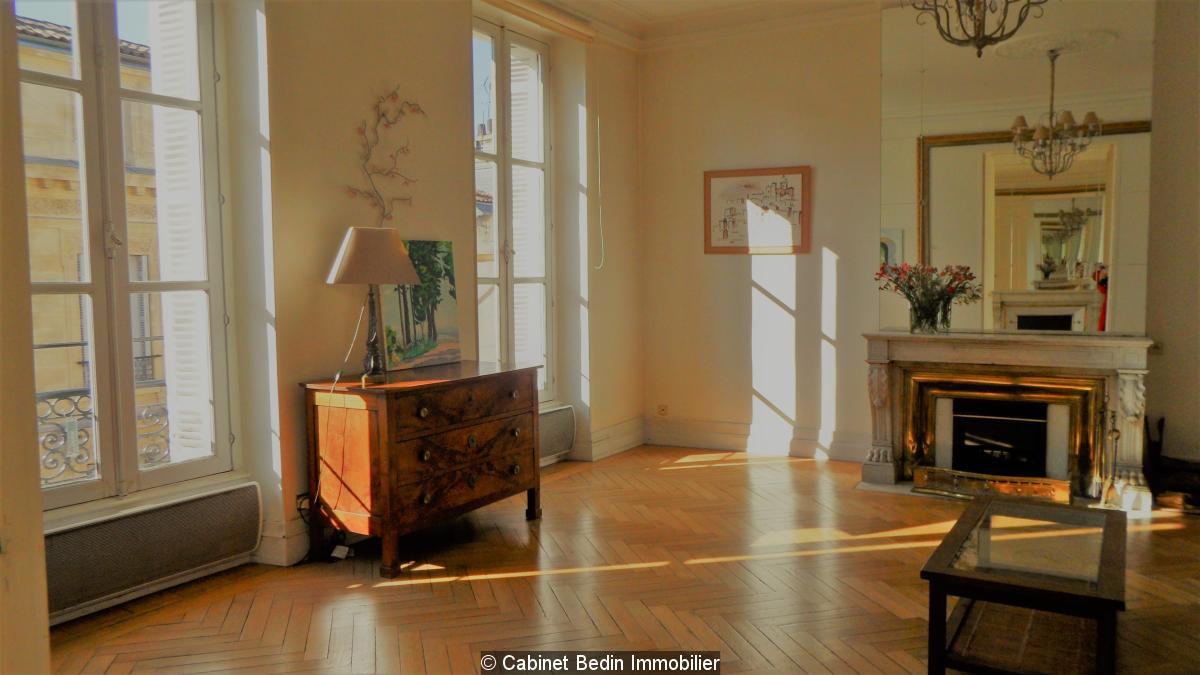 Achat Appartement T4 Bordeaux 2 chambres