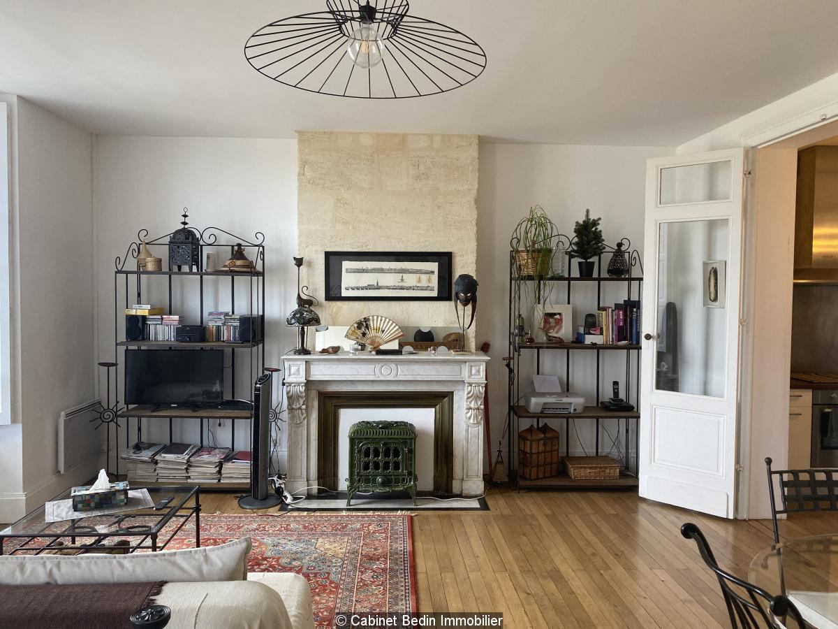 Achat appartement 3 pieces bordeaux 1 chambre