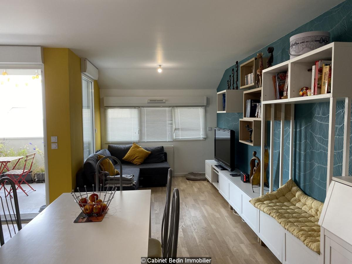 Achat appartement 4 pièces bordeaux 3 chambres