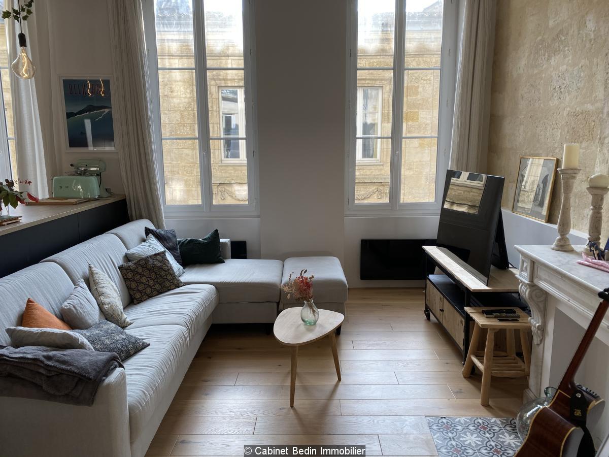 Achat appartement 2 pièces bordeaux 1 chambre