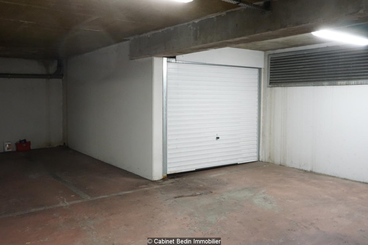Garage box dans une résidence sécurisé cauderan