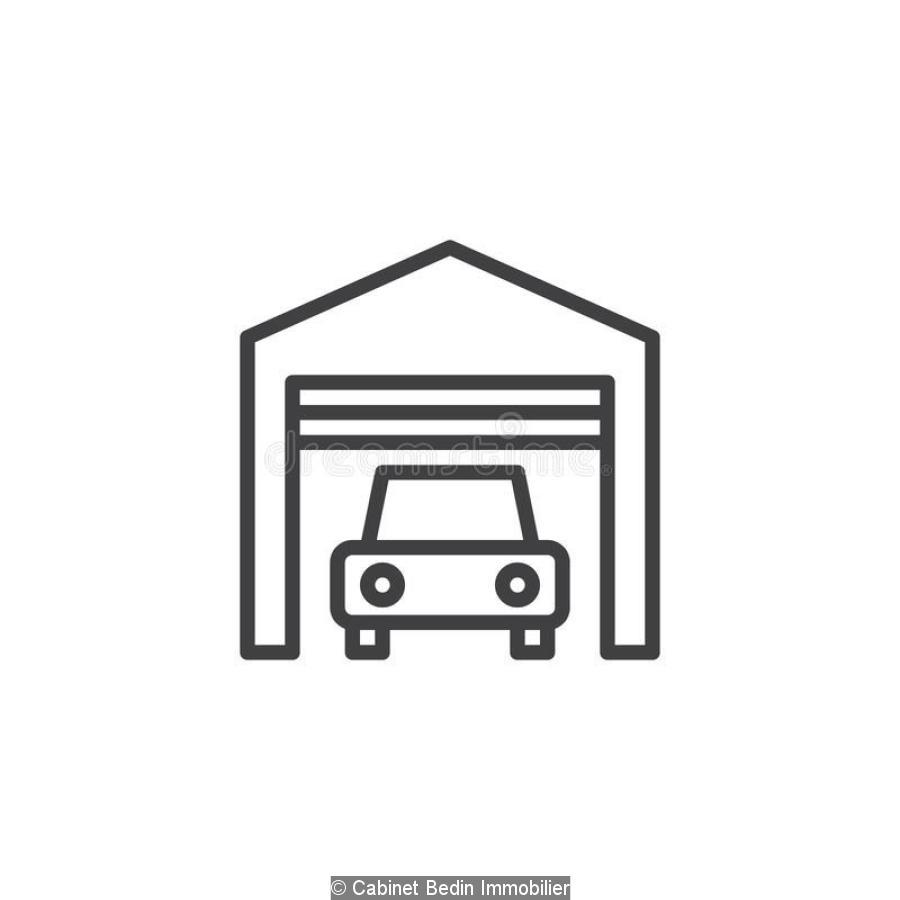 Box ideal pour stockage ou garage vehicule