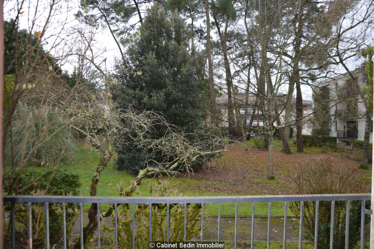 Vente appartement t3 talence 2 chambres