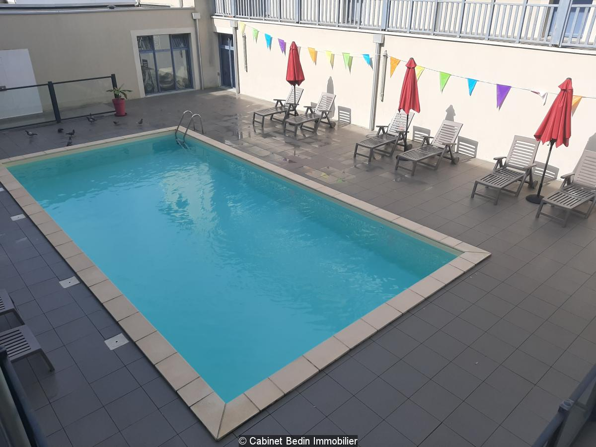 Achat appartement t2 biscarrosse plage 2 chambres