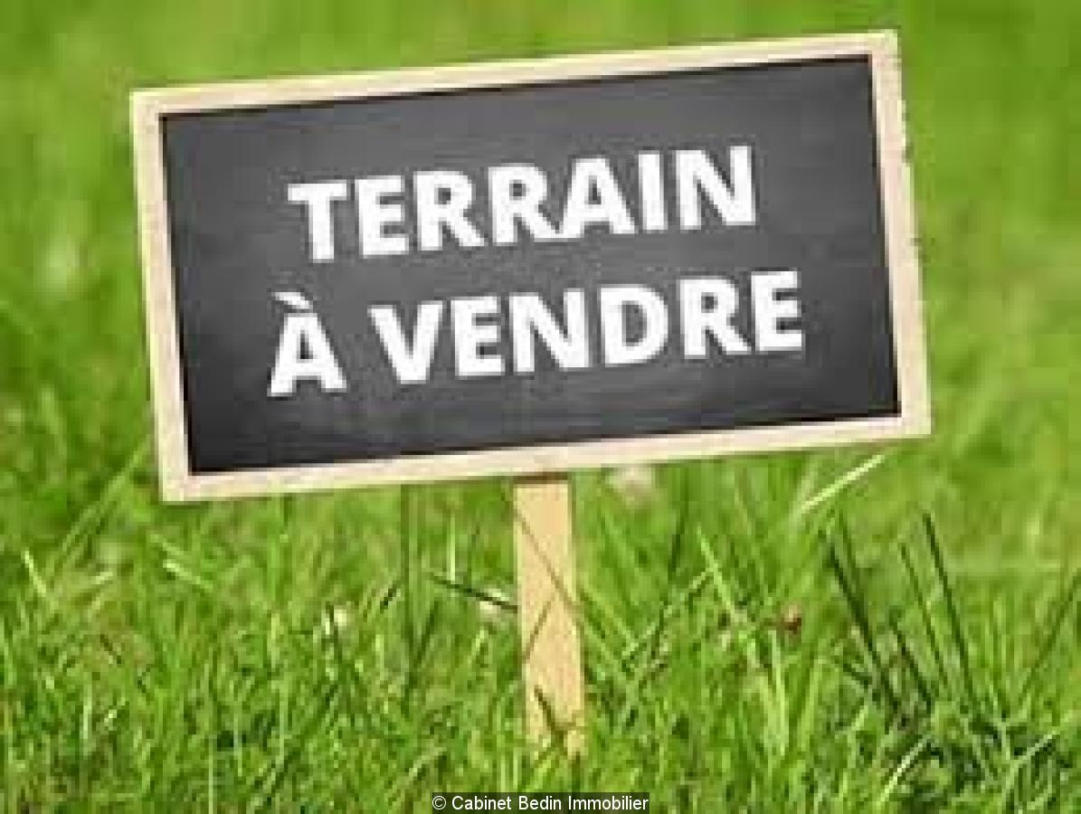 Achat terrain constructible marcheprime