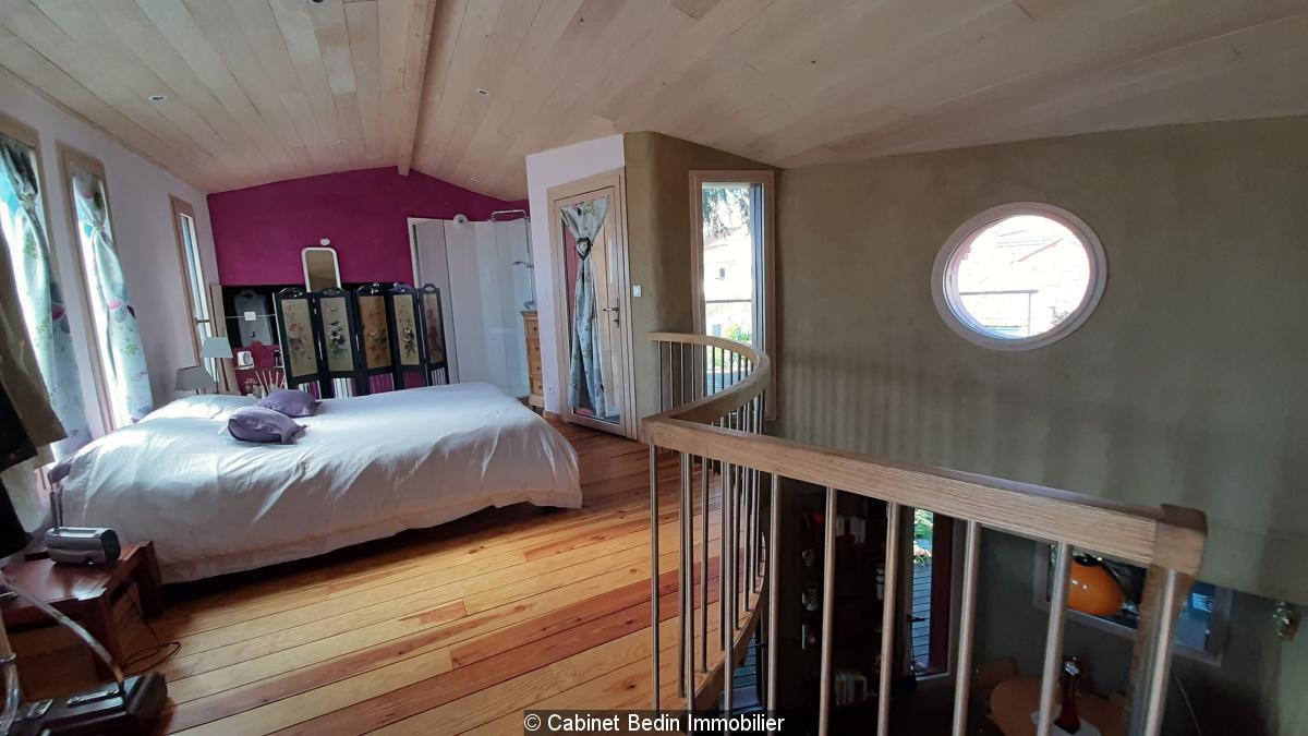 Achat maison 6 pièces bordeaux 2 chambres
