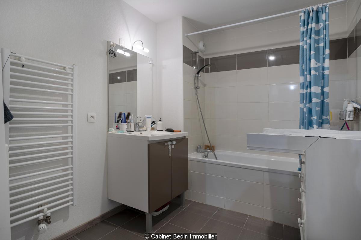 Vente appartement t3 bruges 2 chambres
