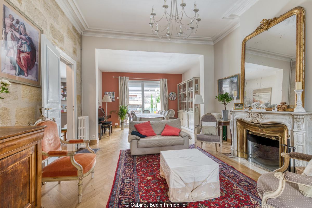 Vente Maison 8 pieces Bordeaux 6 chambres