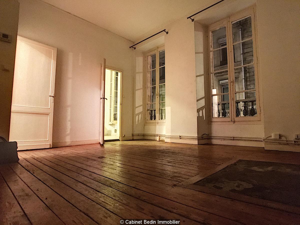 Vente appartement t3 bordeaux 1 chambre