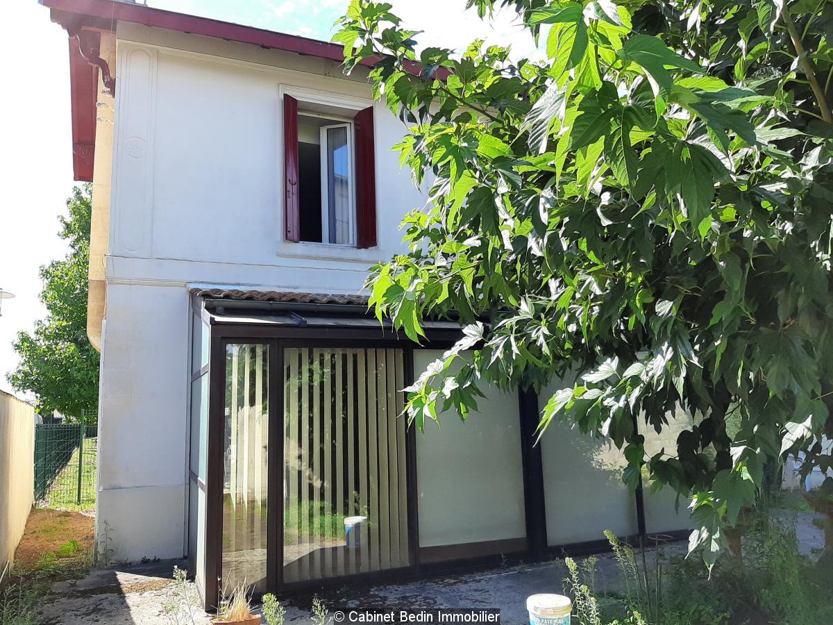 Charmante maison avec 2 chambres et jardin