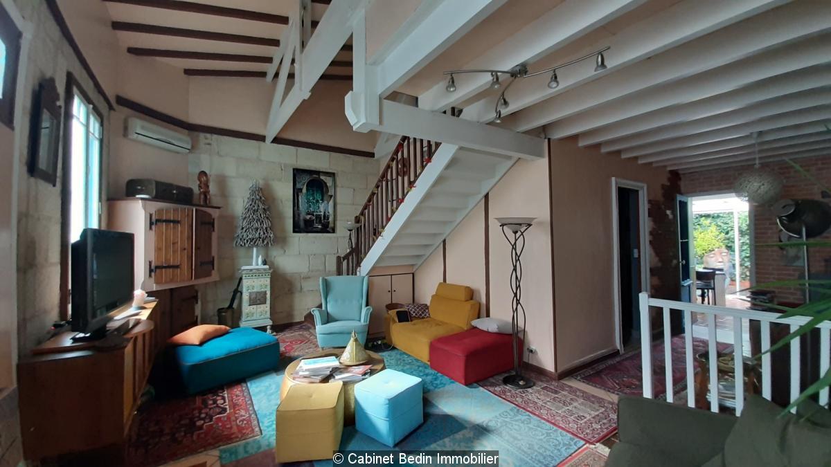 Vente maison t4 bordeaux 3 chambres