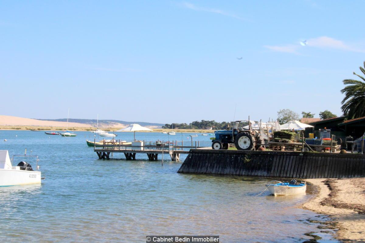 Mimbeau - phare - port ostreicole
