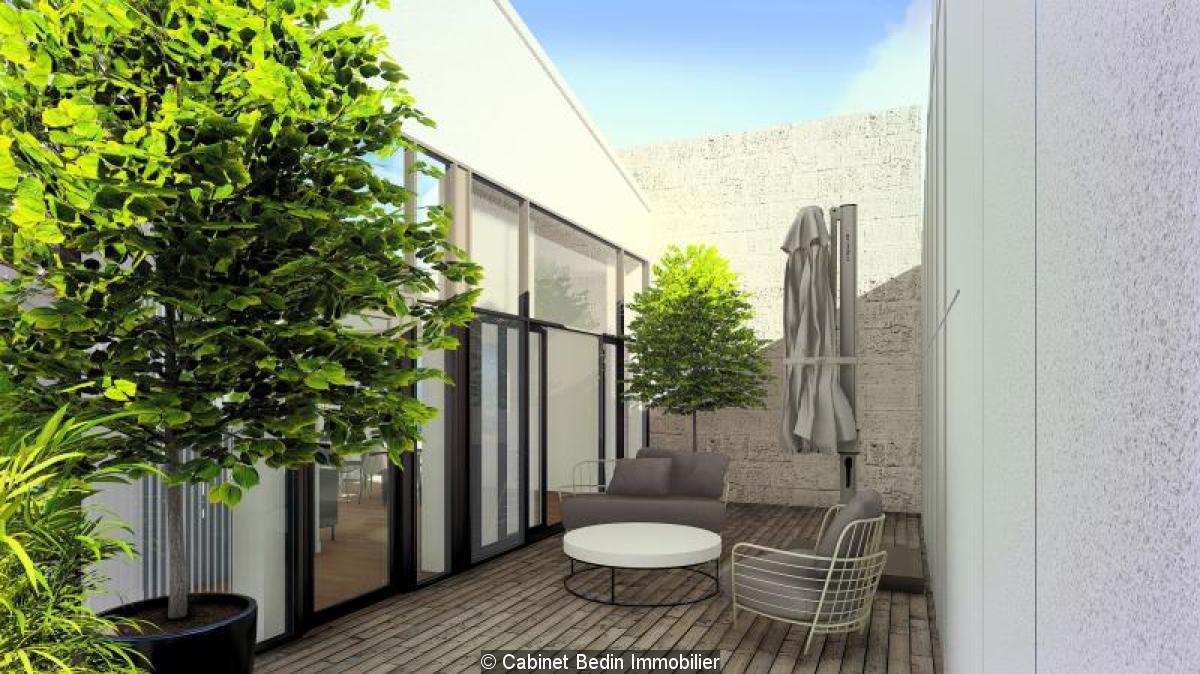 Achat Appartement 7 pièces Bordeaux 4 chambres