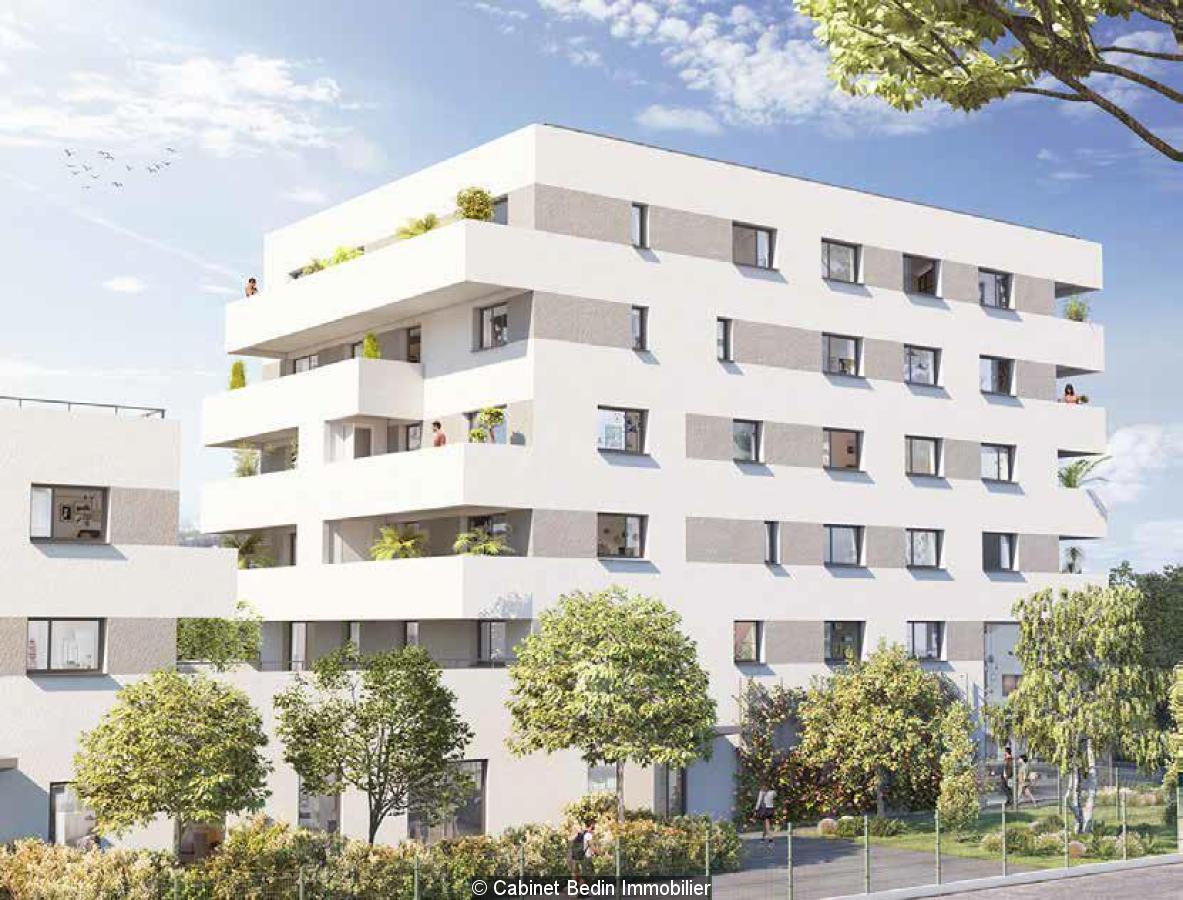 Vente appartement t4 merignac 3 chambres