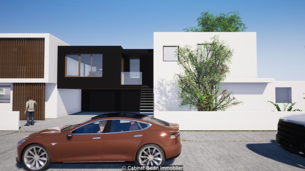 Vente maison t5 bordeaux 4 chambres