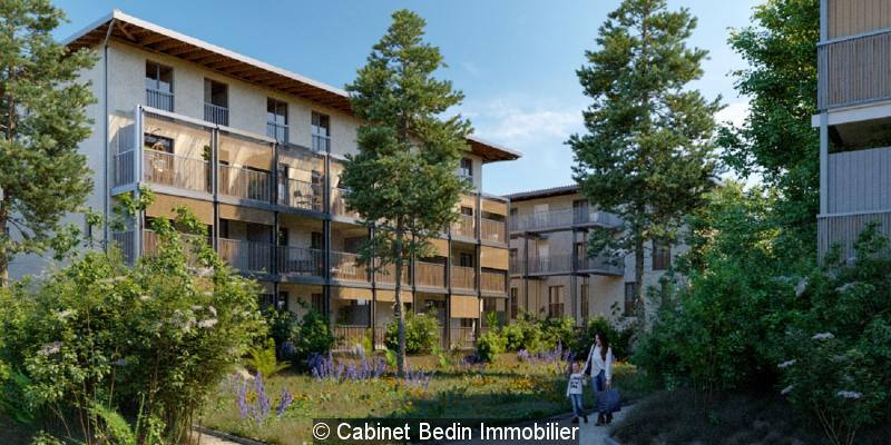 Achat appartement t3 biganos 2 chambres