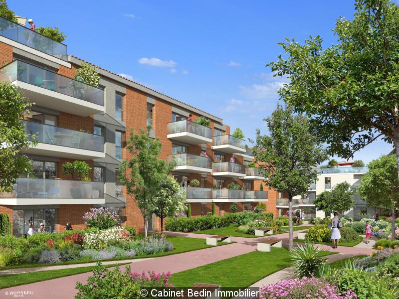 Acheter appartement t1 l union