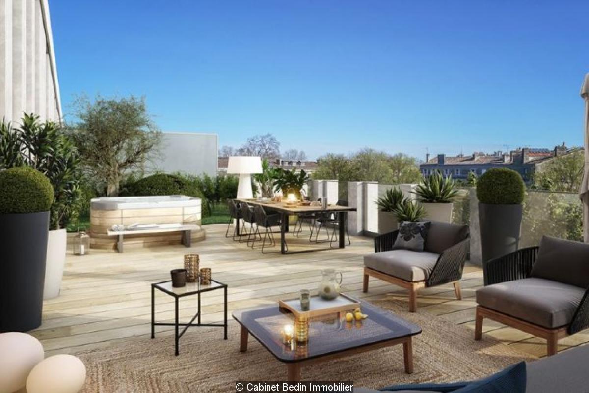 Achat Appartement 6 pieces Bordeaux 5 chambres