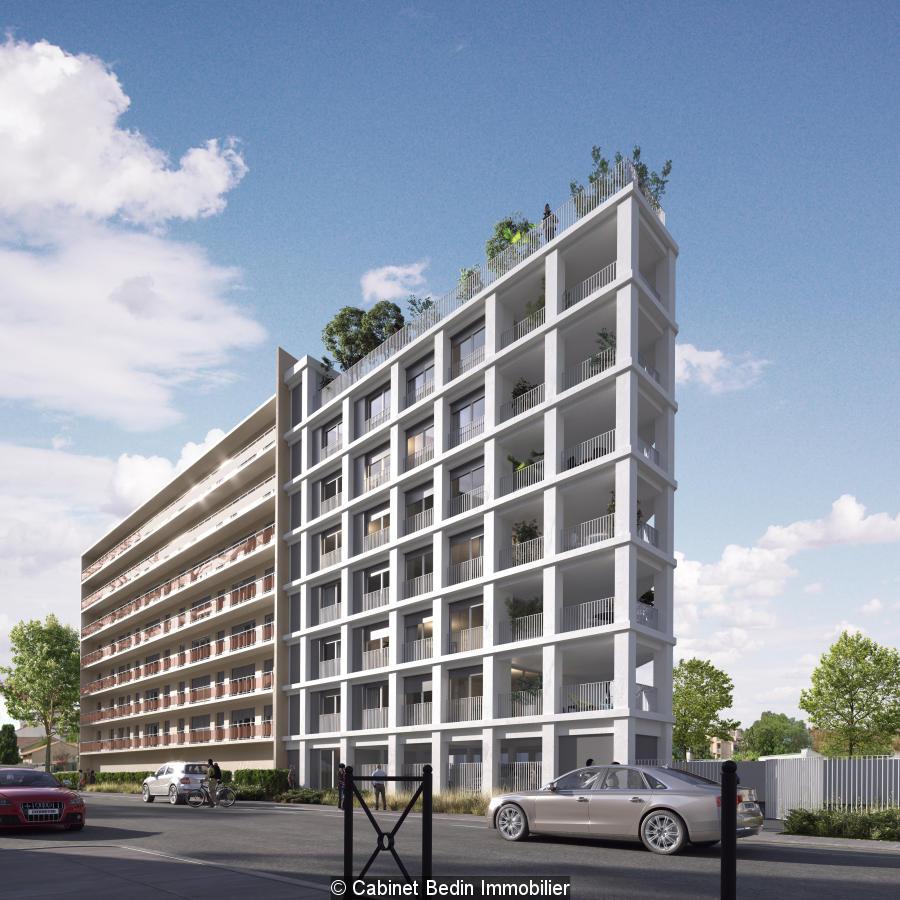 Acheter appartement t5 bordeaux 4 chambres