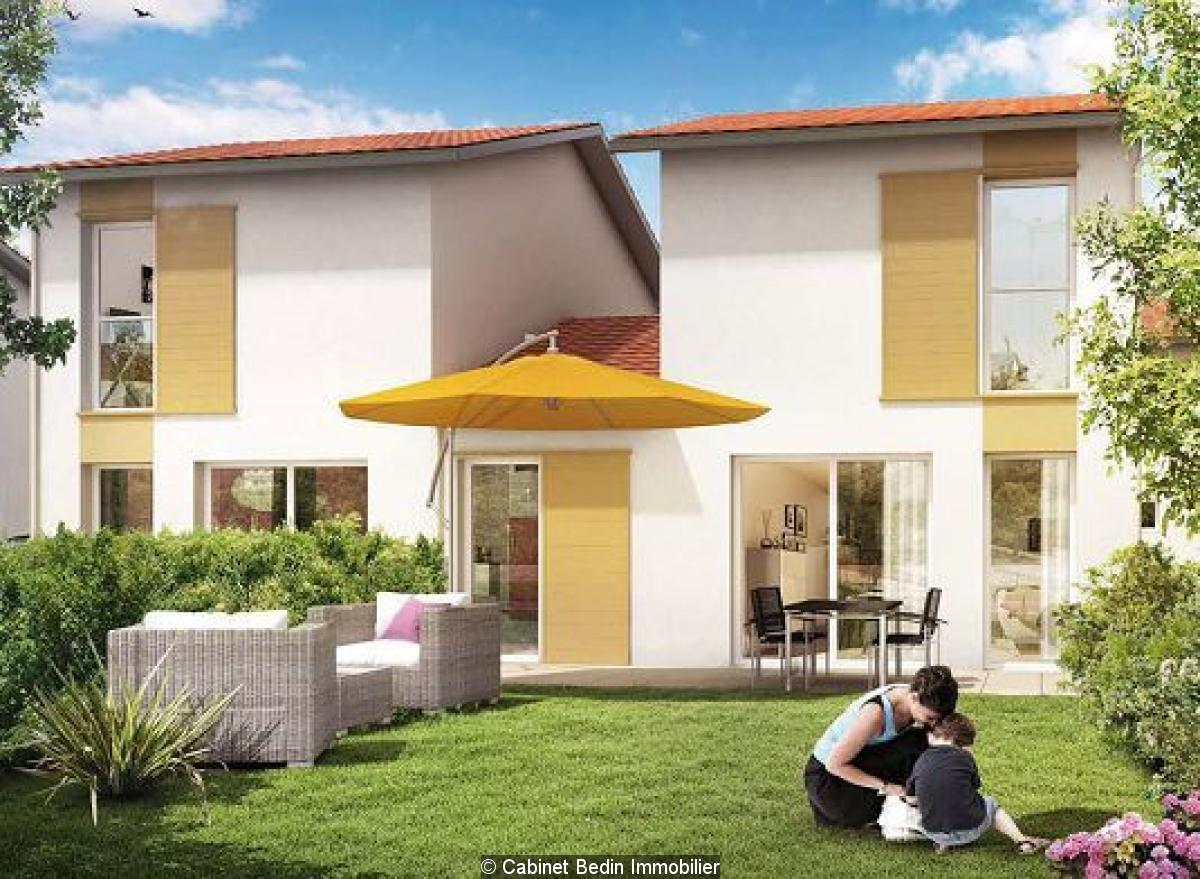 Vente maison t4 cambes 3 chambres