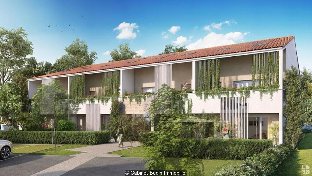 Vente appartement t4 talence 3 chambres
