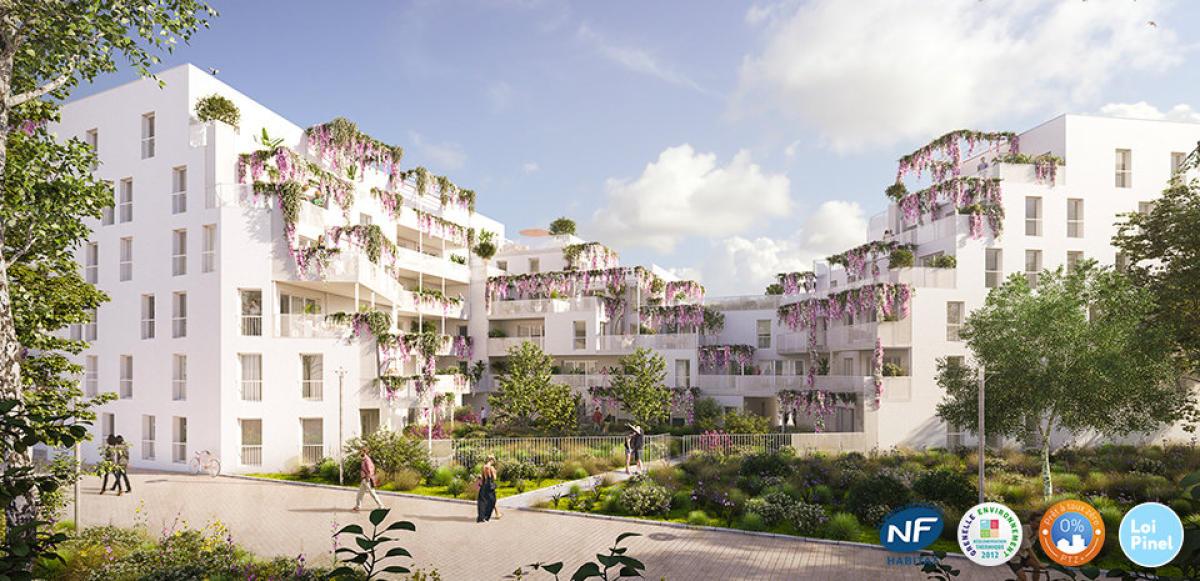 Achat appartement 4 pieces beauzelle 3 chambres