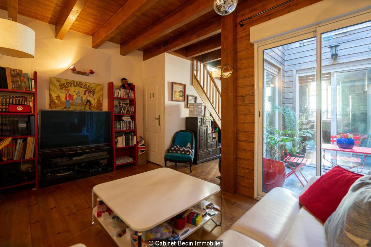 Achat maison 4 pieces bordeaux 2 chambres