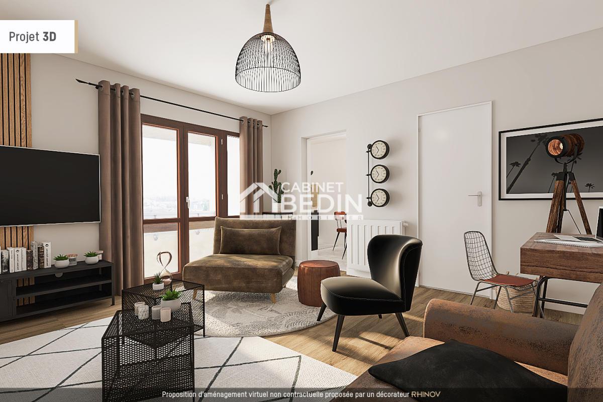 Vente appartement t1 bordeaux