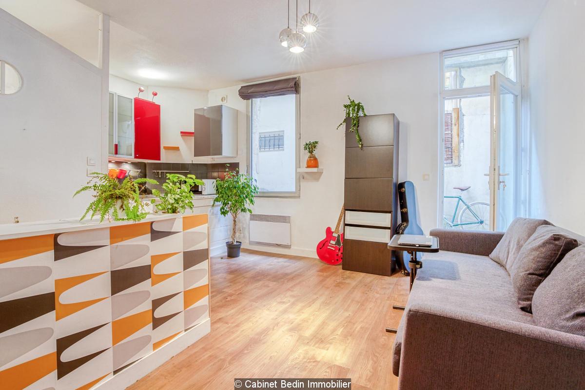 Achat appartement 1 pièce bordeaux