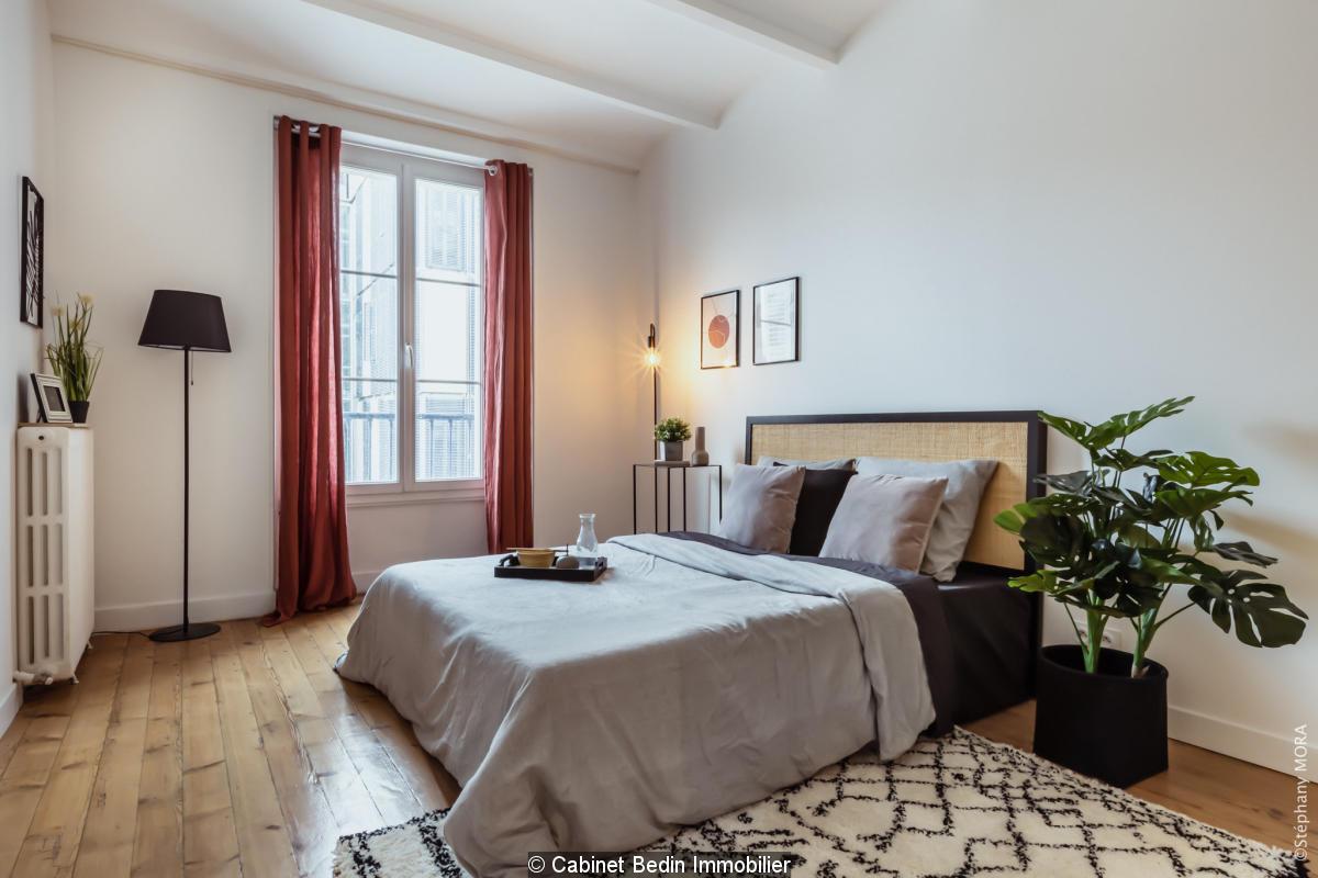 Bordeaux palais de justice - appartement t4