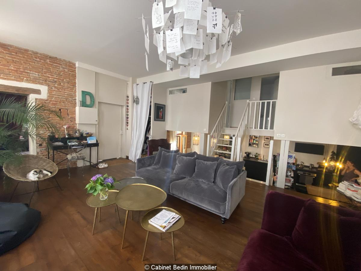Achat Appartement T5 Toulouse 4 chambres