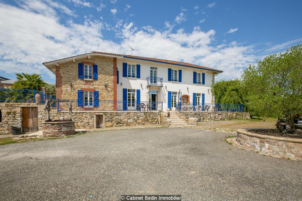 Vente Maison 10 pieces Narrosse 6 chambres