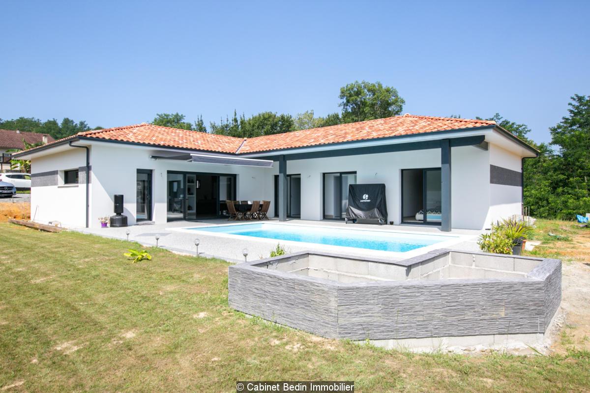 Villa moderne 4 chambres