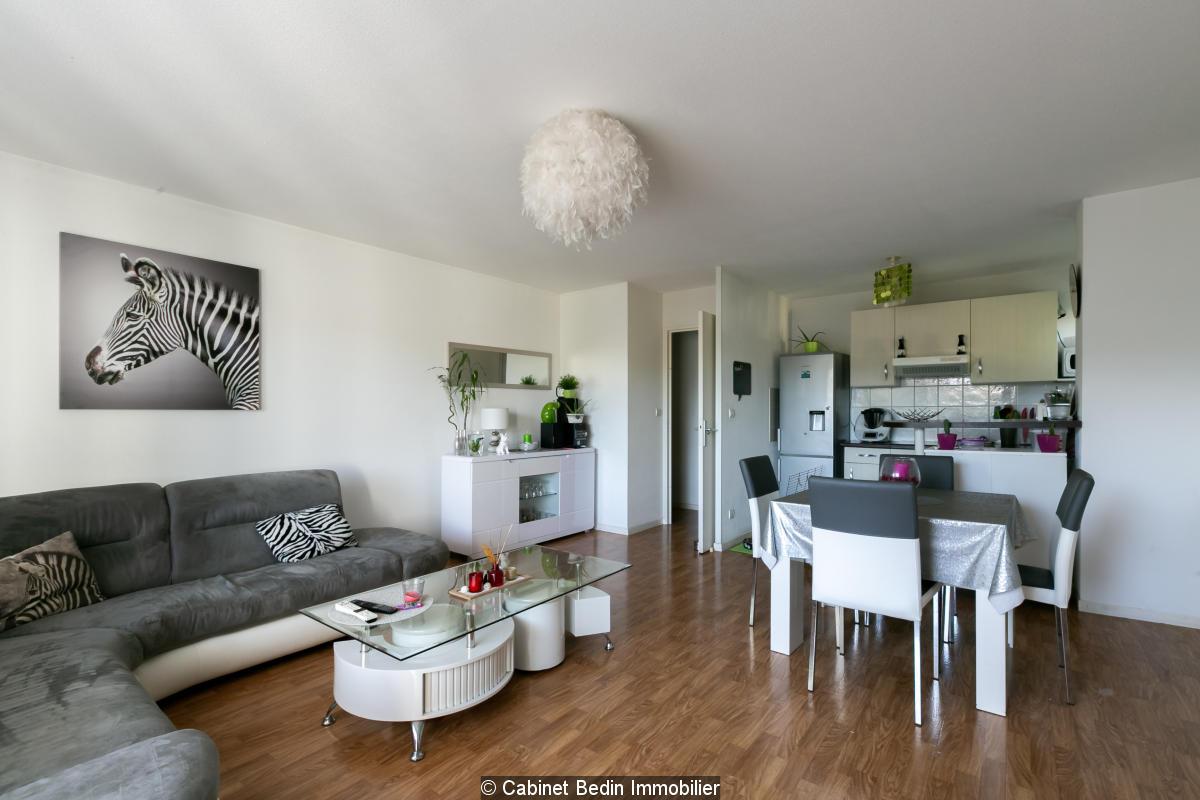 Appartement t3 - saint-paul-lès-dax