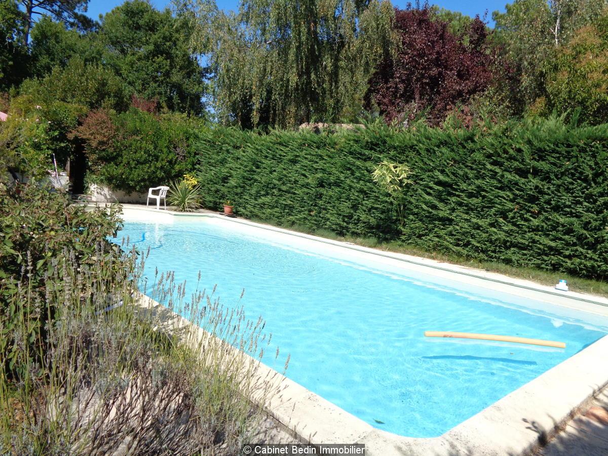 Claouey maison 4 chambres avec piscine