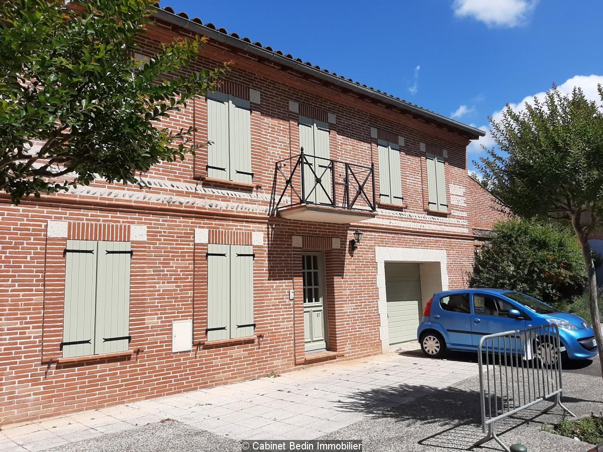 acheter Maison T4 Portet Sur Garonne 3 chambres