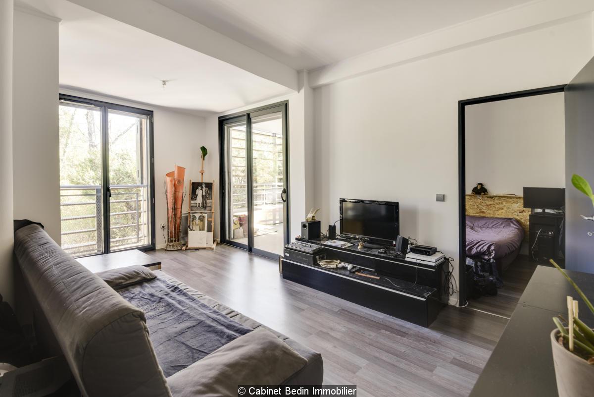 Appartement t2 haut floirac-  vendu loué