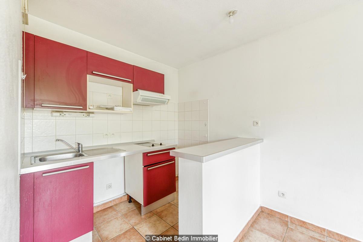 Vente appartement t2 aucamville 1 chambre
