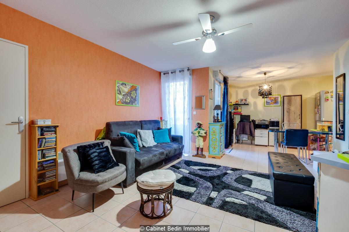 Vente appartement t2 l union 1 chambre