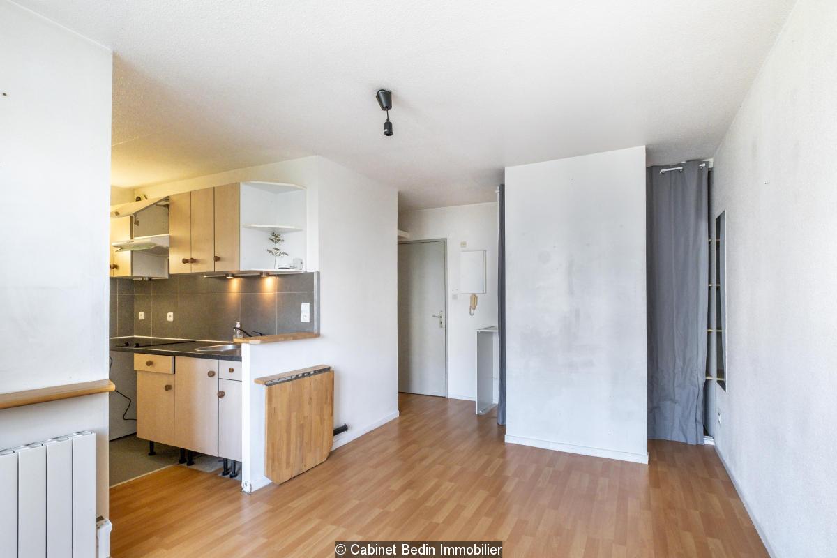 Achat appartement 2 pieces castanet tolosan 1 chambre