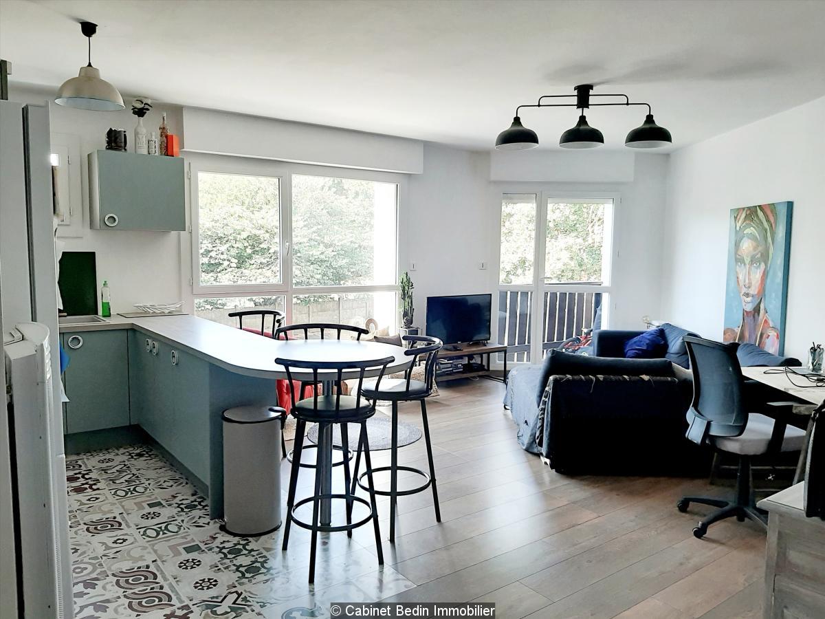Vente appartement t3 st medard en jalles 2 chambres