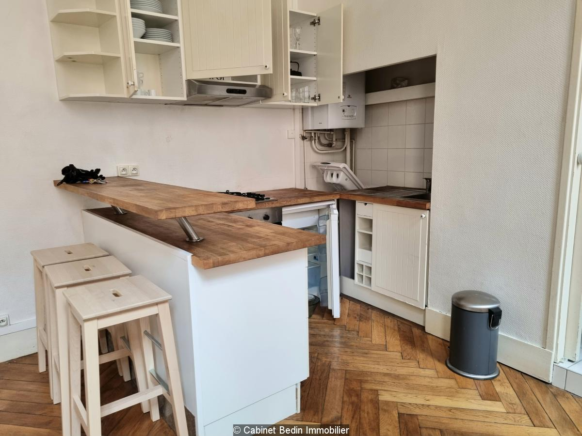Appartement a louer toulouse t2 1 chambre venez d couvrir cet appartement de type 2 meubl dans - Appartement a louer meuble toulouse ...