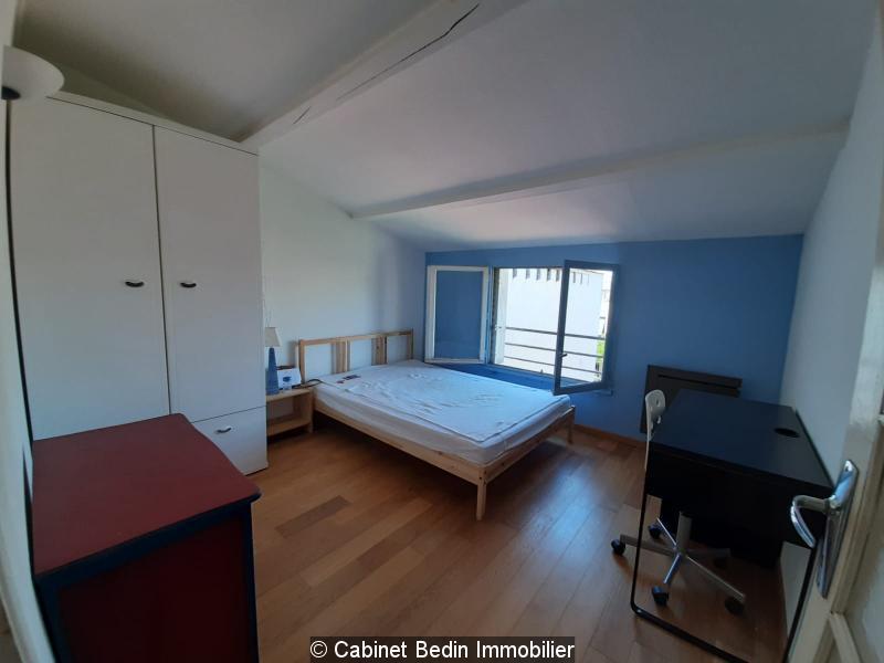 Appartement a louer toulouse t3 2 chambres appartement t3 meubl au dernier tage d 39 une petite - Appartement a louer meuble toulouse ...