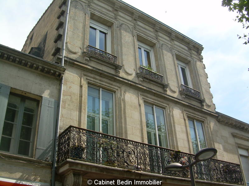 Location appartement bordeaux t1 avenue thiers prox - Cabinet radiologie avenue thiers bordeaux ...