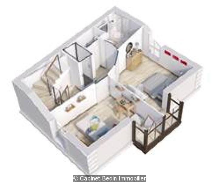 maison neuve t4 programmes neufs et d fiscalisation arcachon. Black Bedroom Furniture Sets. Home Design Ideas