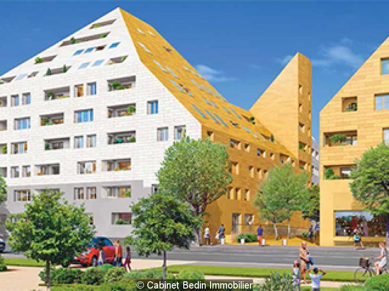 Appartement neuf t4 programmes neufs et d fiscalisation for Location programme neuf bordeaux